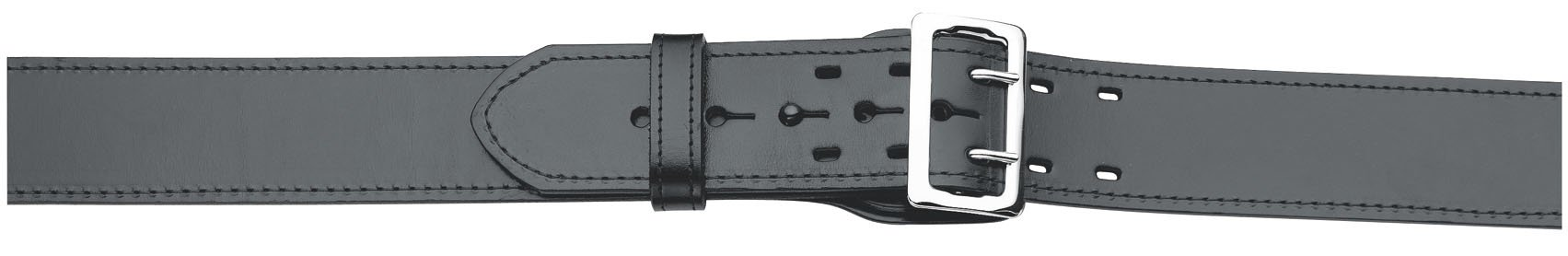 Gould & Goodrich K59-38Fl Lined Duty Belt fits 38-Inch Waist (97 cm, Black)