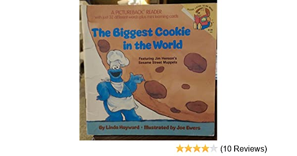Biggest Cookie In The World