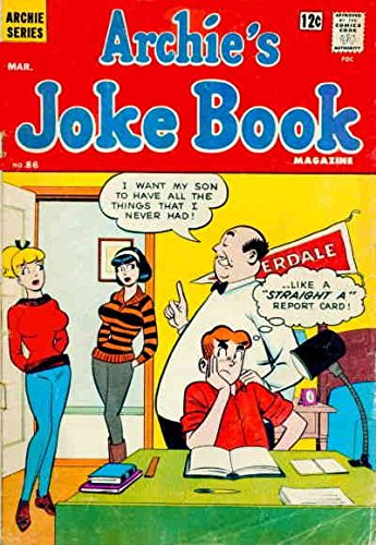 archies-jokebook-magazine-86-vg-archie-comic-book