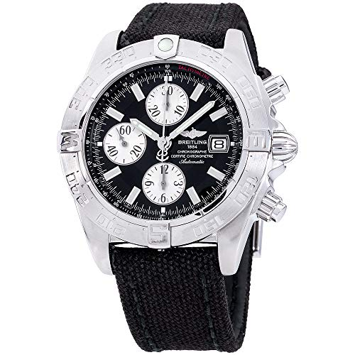 Breitling Galactic Chronograph II A13364 Automatic Black Dial A1336410/B719