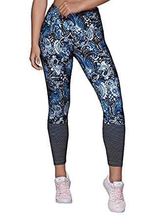 Lorna Jane Women Visionary Core Ankle Biter Tight, Visionary Print, S
