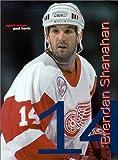img - for Brendan Shanahan: The Power Forward (Sport Snaps) book / textbook / text book