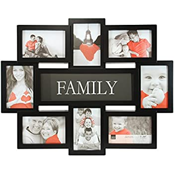 Amazon.com - Kiera Grace Family Collage Frame, 17.5 by 22 Inch Holds ...