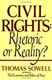 Civil Rights, Thomas Sowell, 0688062695