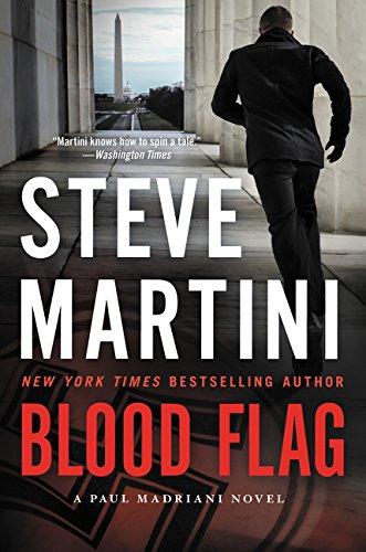 - Blood Flag: A Paul Madriani Novel