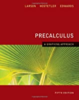 Precalculus: A Graphing Approach, 5th Edition Front Cover