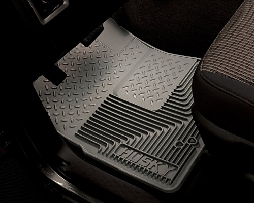 Husky Liners Custom Fit Heavy Duty Front Floor Mat (Grey)