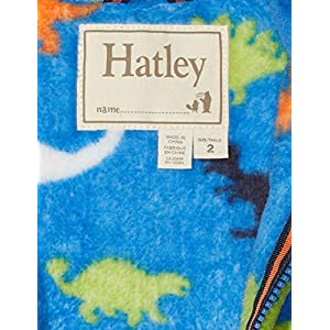 Hatley Boy's Fuzzy Fleece Jackets