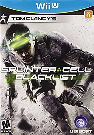 Amazon.com: Tom Clancy s Splinter Cell Blacklist Echelon ...