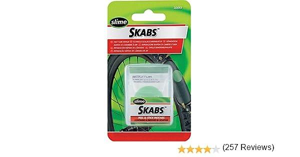 Slime Art603 Parches Rápidos SKABS, 6 Unidades, Unisex Adulto ...