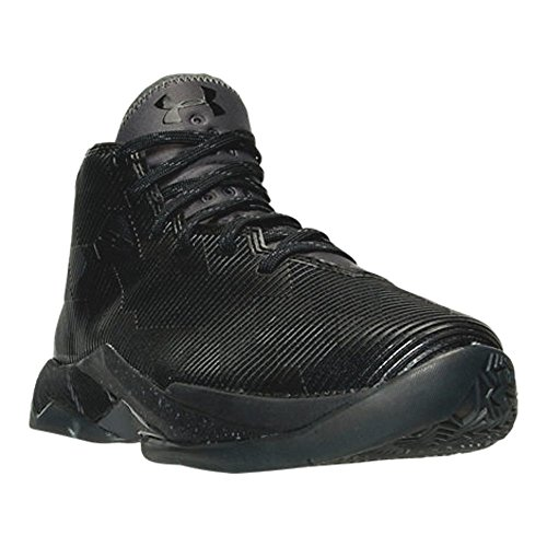 Curry Footwear (Under Armour Men's UA Curry 2.5 Black/Charcoal/Charcoal Sneaker 9.5 D (M))