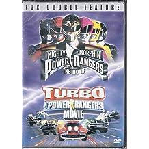 Amazon.com: Fox Double Feature Mighty Morphin Power Rangers The Movie/Turbo Power Rangers Movie: Movies & TV