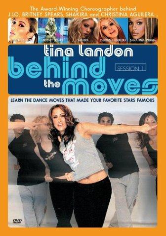 Tina Landon: Behind the Moves, Session 1 (Three Cd Music Tin)