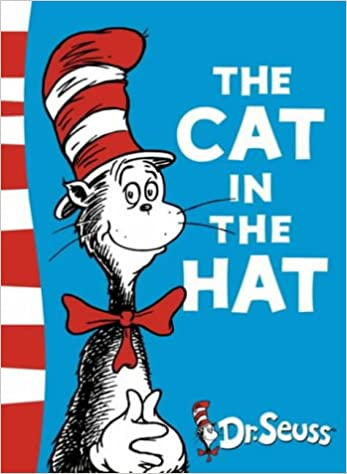 The Cat In Hat Green Back Book Dr Seuss