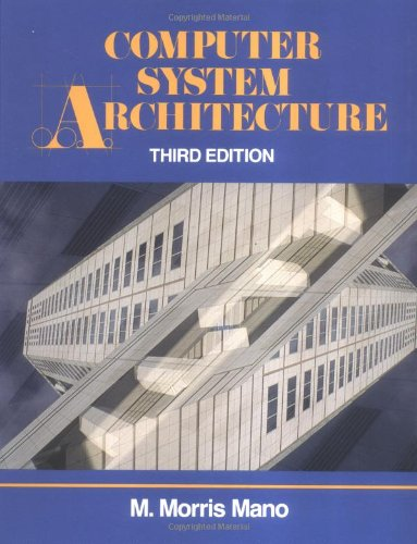 MANO: COMP SYST ARCH _c3 (3rd Edition)