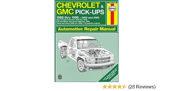 repair manual 02 gmc sierra
