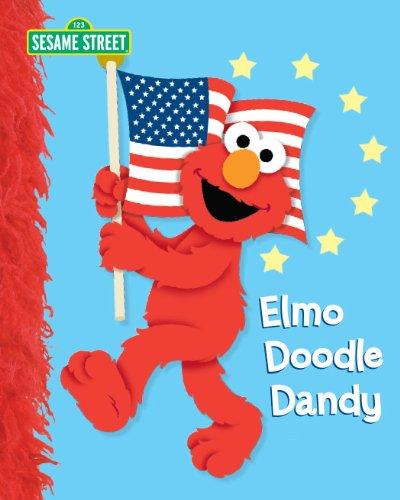 Elmo Doodle Dandy (Sesame Street) (Sesame Street (Random (Doodle Costume)