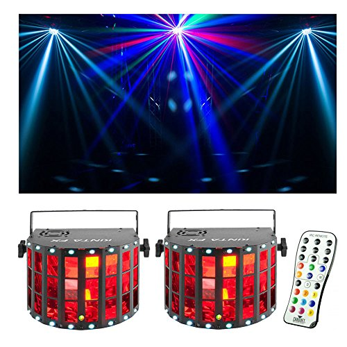 Chauvet Derby X Led Effect Light in US - 6