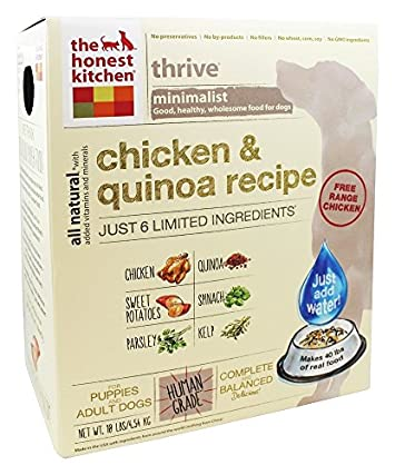 Honest Kitchen Thrive Box 10