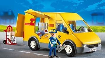 Amazondeplaymobil 4401 Paketdienst