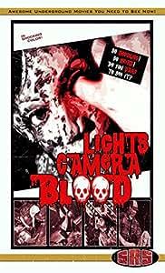 Lights! Camera! Blood! [Blu-ray]