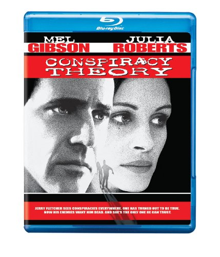 Blu-ray : Conspiracy Theory (Blu-ray)