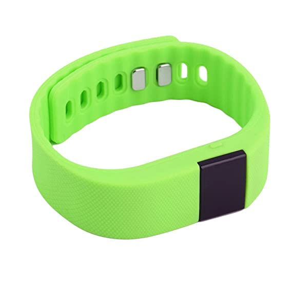 YARBAR Reloj Bluetooth Smart Band Watch TW64 Fitness Tracker Wearable para Android, IOS