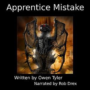 Apprentice Mistake Audiobook
