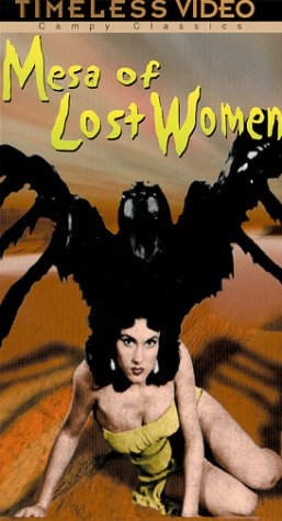 Mesa of Lost Women [VHS] for sale  Delivered anywhere in Canada
