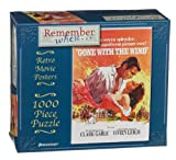 Remember When - 1,000 Piece Movie Puzzle (Gone With The Wind)