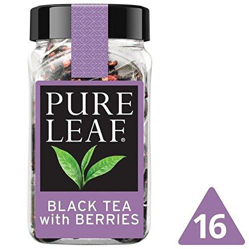 Pure Leaf Black Tea with Red Berries 16s Tea Bags - 32g (0.07lbs)