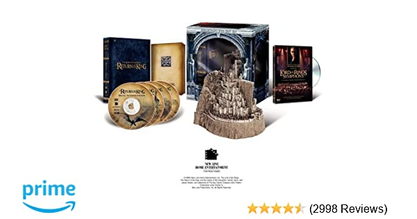 Amazon com: The Lord of the Rings - The Return of the King