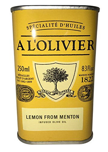 A L'Olivier Lemon From Menton, 8.3 Fl. oz by A L'Olivier