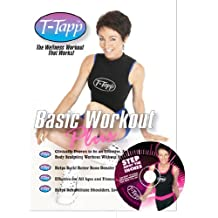 T-Tapp Basic Plus and Step Away Set DVD