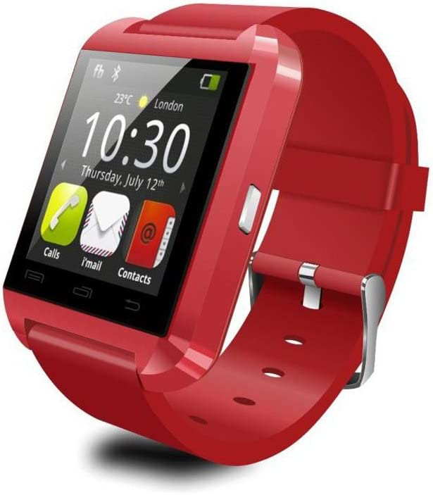 Reloj Inteligente Lemfo U8 Uwatch, Para Smartphone, Ios, Android, Apple Iphone 4, 4S, 5, 5C y 5S, Android Samsung S2, S3, S4, Note 2, Note 3, Htc, Sony, Blackberry: Amazon.es: Electrónica