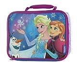Disney Frozen Anna Elsa Olaf Soft Lunch Bag Kit