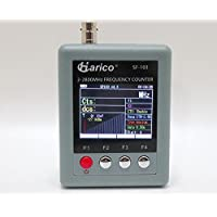 Harico SF-103 Frequency Counter 2MHz-2.8GHz for Analog & Digital DMR Radio CTCCSS/DCS Decoder