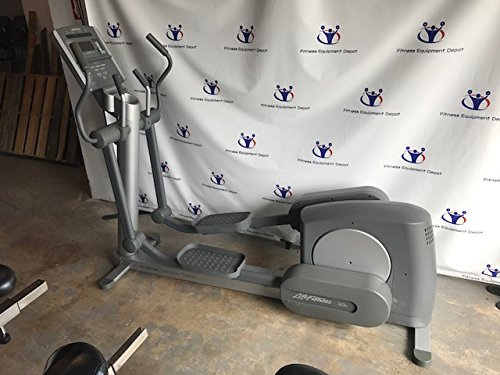Life Fitness 93x Elliptical Review