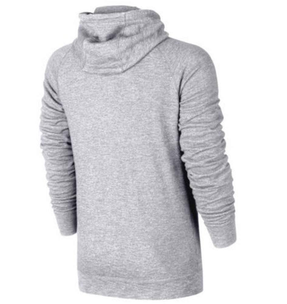 sports shoes d59a2 166c7 Nike Men's NSW Sportswear Fall Legacy Full Zip Hoodie Light Grey Size XXXL