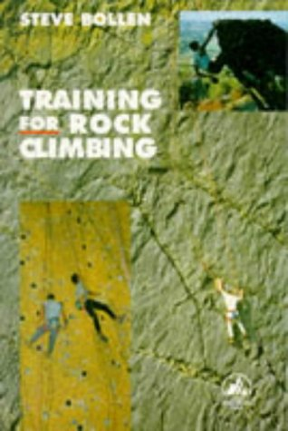 Training for Rock Climbing (Pelham practical sports) (English and Spanish Edition)