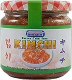 Korea Best Kimchi (fermentiertes Gemüse), nach Hausfrauenart im Glas 300g