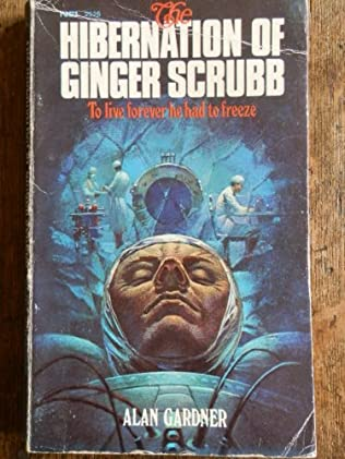book cover of The Hibernation of Ginger Scrubb