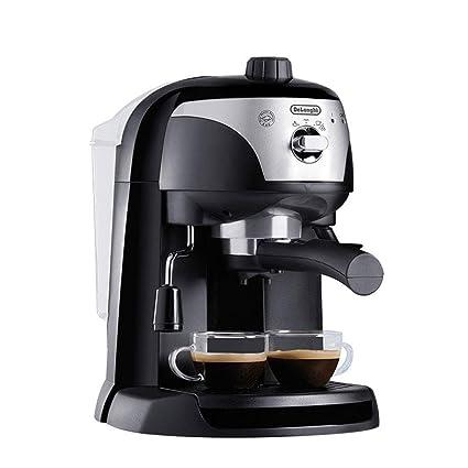 Huoduoduo Máquina del Café, Máquina Semi-Automática del Café, Energía Clasificada 1100W,