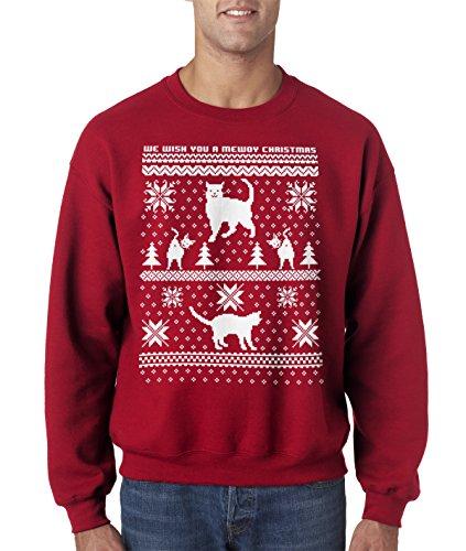 Kitten Crew Neck Sweatshirt - 3