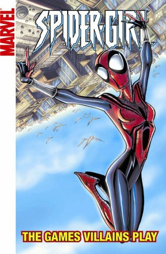 Spider-Girl - Volume 12: The Games Villains Play (Marvel Adventures Spider Girl Digest)