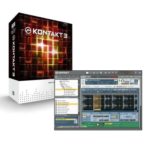 Native Instruments Kontakt 3 Software Sampler