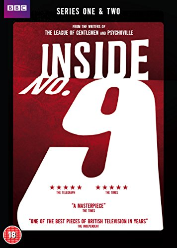 Inside No. 9 (Series 1 & 2) - 2-DVD Box Set ( Inside Number Nine - Series One and Two ) [ NON-USA FORMAT, PAL, Reg.2.4 Import - United Kingdom ]