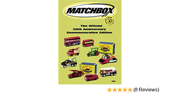 matchbox 50th anniversary commemorative edition