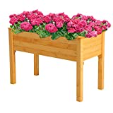 Generic O-8-O-4287-O ning Wo Kit Gardening Kit Gar Planter Flower ter Flo Rectangular Raised Garden getable Wooden Garden Bed Vegetable NV_1008004287-TYQFUS32