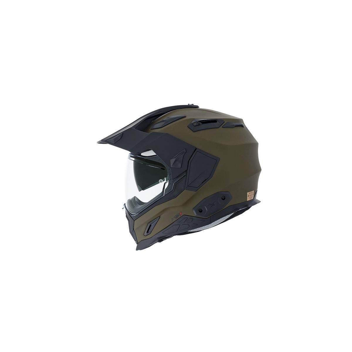 Casco Nexx integral x.d1 Plain - M - Sierra -: Nexx Helmets: Amazon.es: Coche y moto